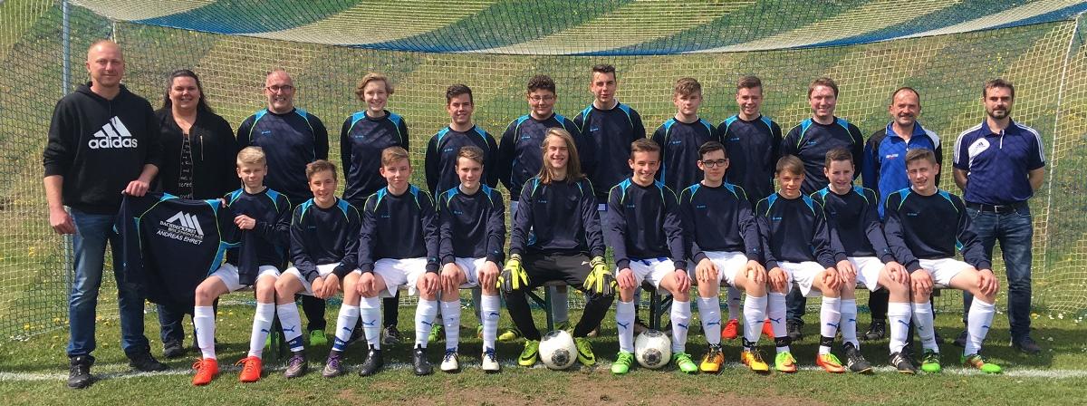 U15 – (SG) TSV Velden 2016/17