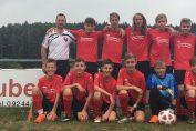 U15 - (SG) TSV Velden im neuen Dress
